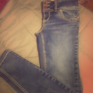YMI Wannabettabut? skinny jeans
